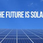 is solar the future?
