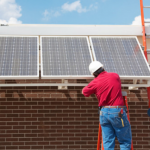 solar job illustration